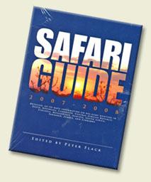 Safari Guide, by Peter Flack